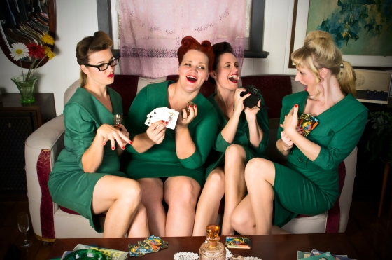 Betties Playing Cards
